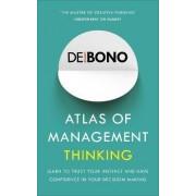 Atlas of Management Thinking by Edward de Bono
