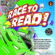 RACE TO READ GAME READING LEVELS