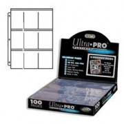 Ultra Pro Box 100 Pages 9 Pochettes Platinum Series
