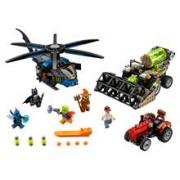 Lego - Super Heroes - Batman Recolta De Spaima Scarecrow