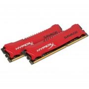 Kingston HyperX Savage 16GB Kit (2x8GB) 2133MHz DDR3 Non-ECC CL11 DIMM XMP (HX321C11SRK2/16)