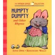 Humpty Dumpty & Other Rhymes Bdbk by Opie