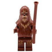 Lego 75084 Wookie Warriors Minifigure Wookiee Gunship Star Wars