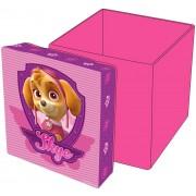 Mancs Őrjárat lányos játéktároló doboz