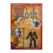 Hook Swashbuckling Peter Pan with Sword Action Figure