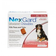 NexGard Chewables 12pk 60.1-121 lbs by MERIAL