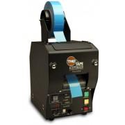 START International TDA080-M-2EU Dispensador de Cinta para Trabajos Pesados Eléctrico con Memoria Programable, Negro