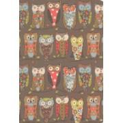 Perching Owls Journal (Diary, Notebook) by Inc Peter Pauper Press