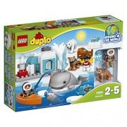 LEGO - Ártico, multicolor (10803)