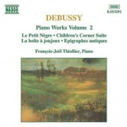 C. Debussy - Piano Works Vol.2 (0730099429122) (1 CD)