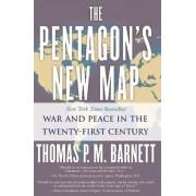 The Pentagon's New Map by Thomas P M Barnett