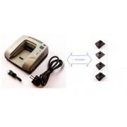 Univerzális szerszámakku töltő 7,2 - 18V adapterrel