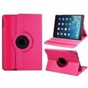 360 Degree Rotary Flip Case for iPad Mini 3 - Hot Pink
