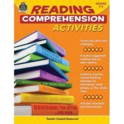 Reading Comprehension Activities, Grades 5-6 by Jennifer Cripe
