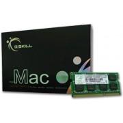 G.Skill 4GB DDR3 204-pin SO-DIMM 4GB DDR3 1066MHz ECC geheugenmodule