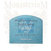 Gemme di Sale del Mediterraneo (vasetto gr. 120, in grani)