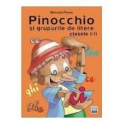 Pinocchio si grupurile de litere.