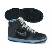 Nike kamasz cipő-NIKE DUNK HIGH (GS) 308319-044