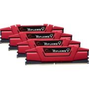 D432GB 3000-14 Ripjaws V Red K4 GSK