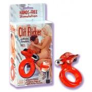 Clit Flicker With Wireless Stimulator