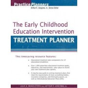 The Early Childhood Education Intervention Treatment Planner by Arthur E. Jongsma
