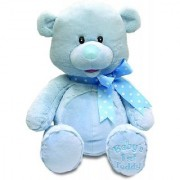 My First Singin' Teddy by Cuddle Barn (Blue)