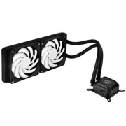 Cooler CPU Silverstone Tundra TD02-Slim, all-in-one liquid cooling system