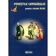 Povestile Cangurului pentru clasele IX-XII 2010-2011