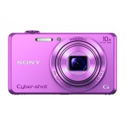 Sony Cybershot DSC-WX220/P 18.2MP Digital Camera (Pink)