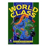 World Class. Level 2. Students' Book. Manual de limba engleza pentru clasa a VI-a