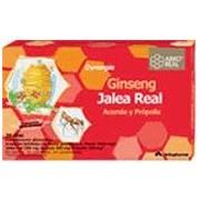 Arkoreal jalea real ginseng 20 unidosis
