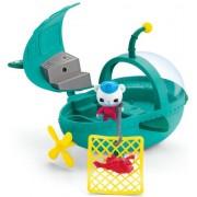 """Mattel Fisher-Price T7014 - Navicella assortita degli Octonauts, """"Gli esploratori del mare"""""""
