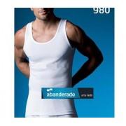 Abanderado camiseta hombre 50% algodón/50% poliéster