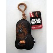 """Star Wars 4"""" Plush Talking Chewbacca Clip On"""