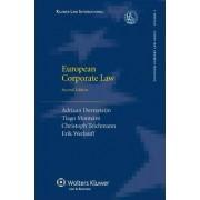 European Corporate Law by Adriaan Dorresteijn