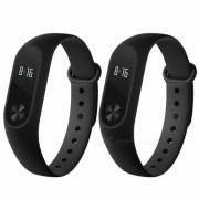 "Xiaomi Mi banda 2 Smart Wristband con 0.42"" pantalla tactil OLED - Negro"
