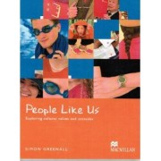 People Like Us: International Version by Simon Greenall