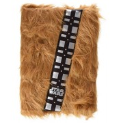 Star Wars Chewbacca Fourrure Premium A5 Notebook