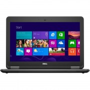 Laptop Dell Latitude E7250 12.5 inch HD Intel i7-5600U 8GB DDR3 256GB SSD Windows 7 Pro upgrade Windows 8.1 3Yr NBD