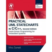 Practical UML Statecharts in C/C++ by Miro Samek