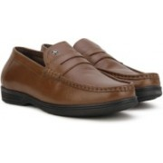 Arrow FORMAL MOC Loafers(Tan)