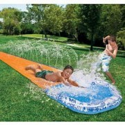 Banzai 16 foot Soak N Splash Water Slide