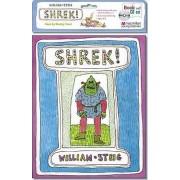 Shrek! (Book & CD Set) by William Steig