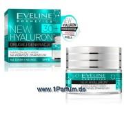 Eveline, New Hyaluron - tief feuchtigkeitsspendende Creme für die ersten Falten 30+, 50 ml
