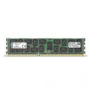 Kingston KVR16R11D4/16 Memoria RAM da 16 GB, 1600 MHz, DDR3, ECC Reg CL11 DIMM, 240-pin