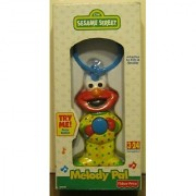 Sesame Street Ernie Musical Take Along Melody Pal Carseat Stroller Toy