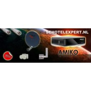 Amiko Low-Budget Schotel-set