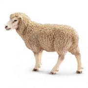 Schleich Sheep Toy Figure