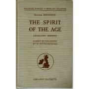 The Spirit Of The Age L'évolution Moderne, Classes Philosophie Et De Mathématiques