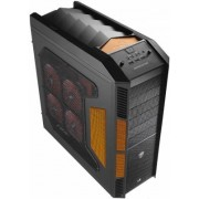 Aerocool Xpredator Evil Black Edition - Schwarz/Orange
